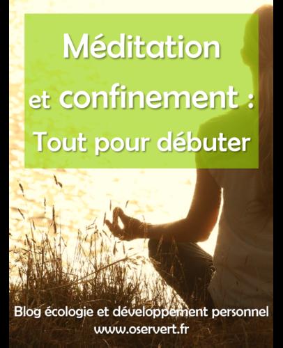 Guide pour débuter la méditation pendant le confinement