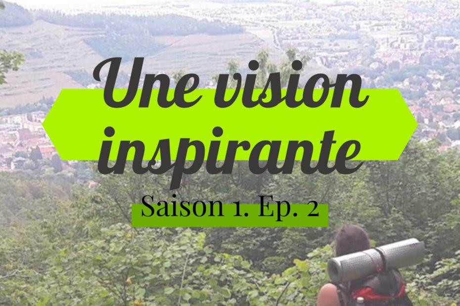 Couverture épisode 1 podcast Oser Vivre
